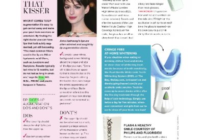 Elevate Magazine – How to Subtly Plump Your Lips