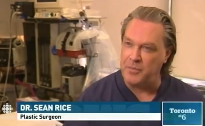 Laser Treatments Toronto Dr Sean Rice Rogers Television