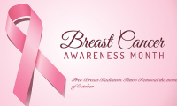 Complimentary Breast Radiation Tattoo Removal in October