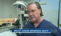 Rice Cosmetic Surgery will remove Breast Cancer Radiation Tattoos for Free Throughout October