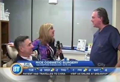 Breakfast Television Toronto: Non-Invasive Procedures