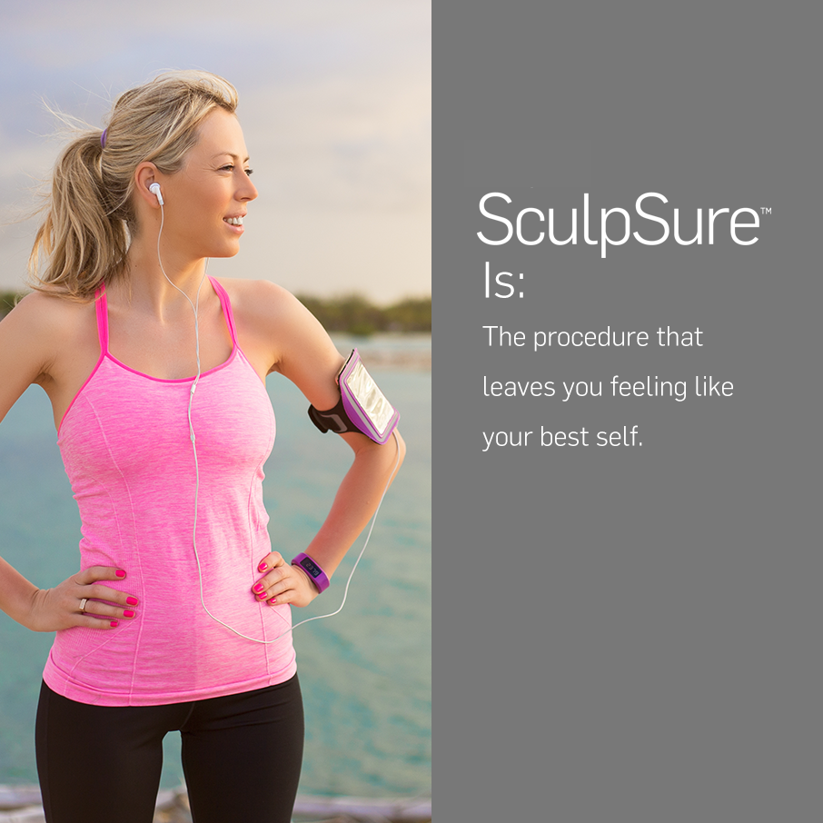 SculpSure is Painless
