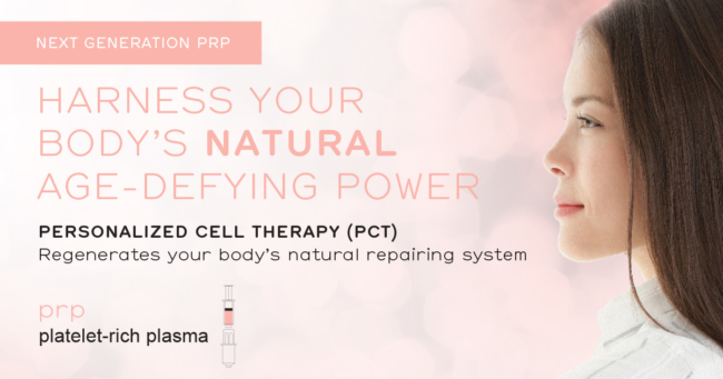 PRP Personalized Cell Therapy | Rice Cosmetic Surgery | Toronto